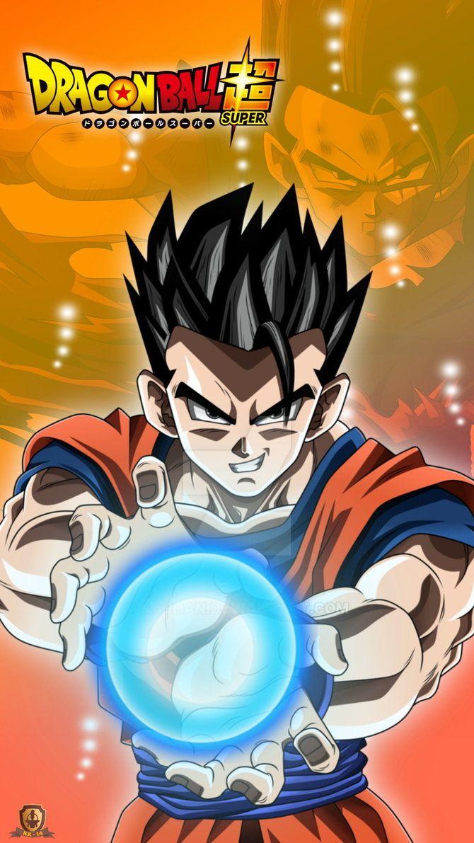 Ultimate Gohan By Rizkyrobiansyah Dbz Goku Dragon Dragon Ball