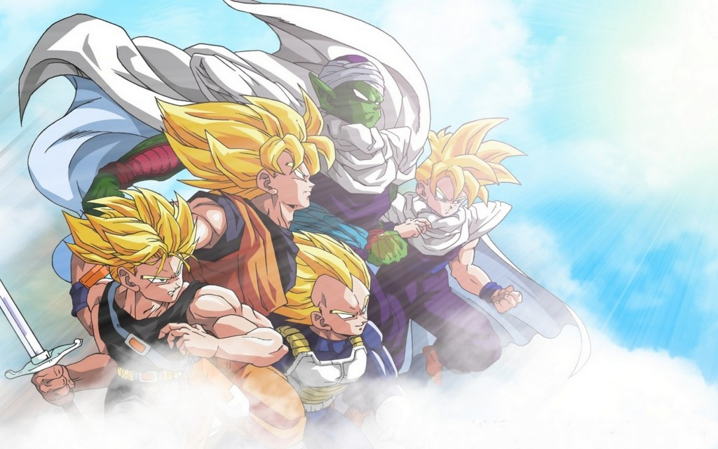 Dragon Ball Z Trunks Wallpaper Hd 1448011 Hd Wallpaper