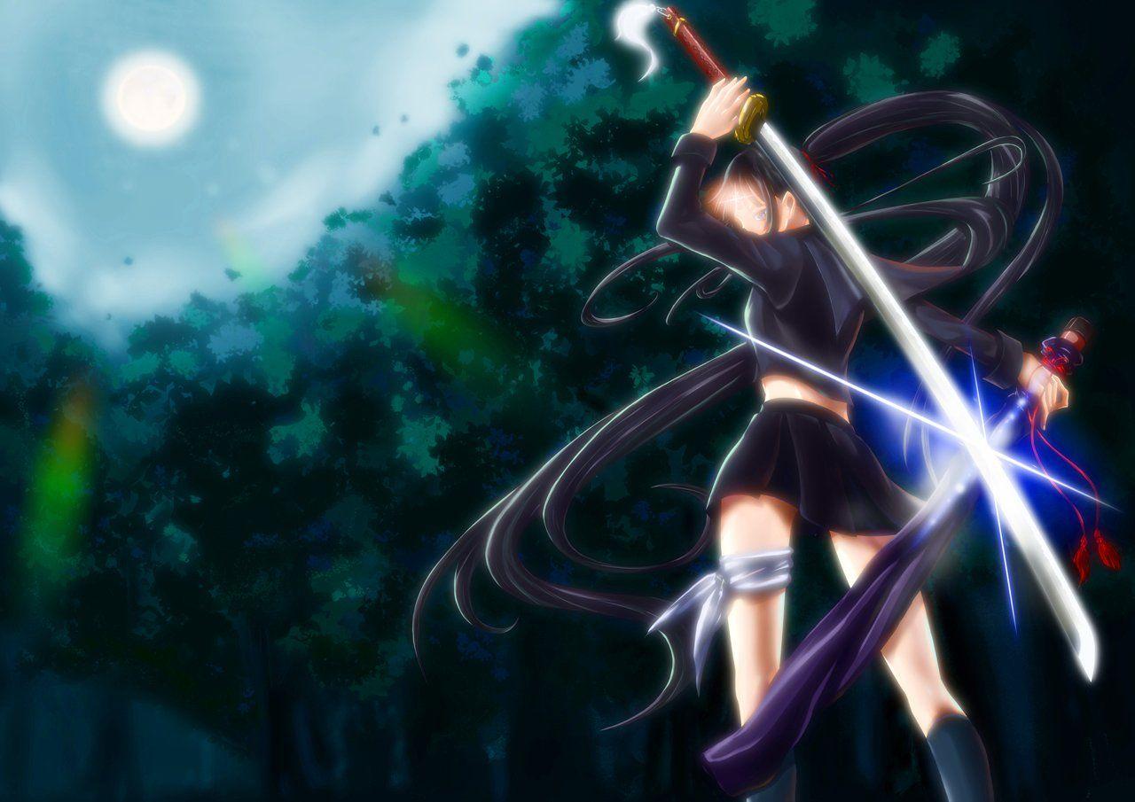 The Ninja Anime Boy Cool Ninja Wallpaper Anime Ga Rei Zero