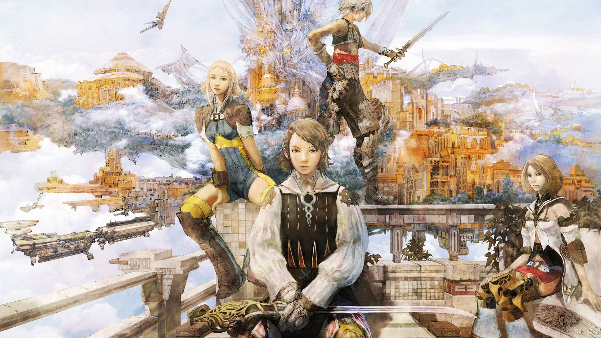 Free Final Fantasy Xii Wallpaper In Final Fantasy 12 The Zodiac