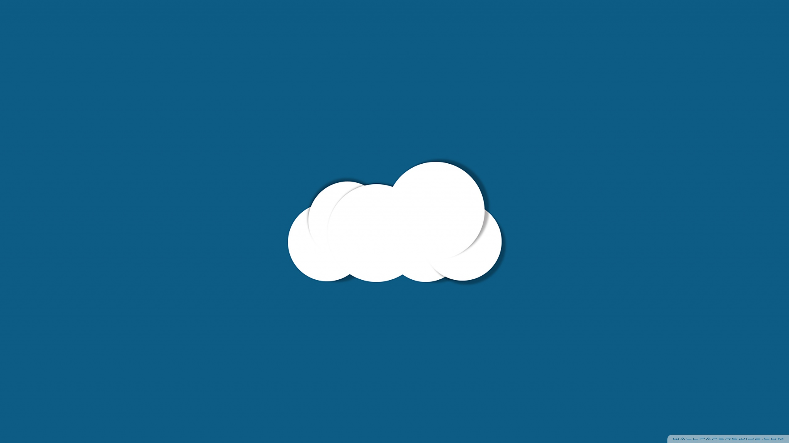 Minimal Cloud  ¤ 4k Hd Desktop Wallpaper For 4k Ultra - 4k Minimalist Wallpaper Desktop , HD Wallpaper & Backgrounds