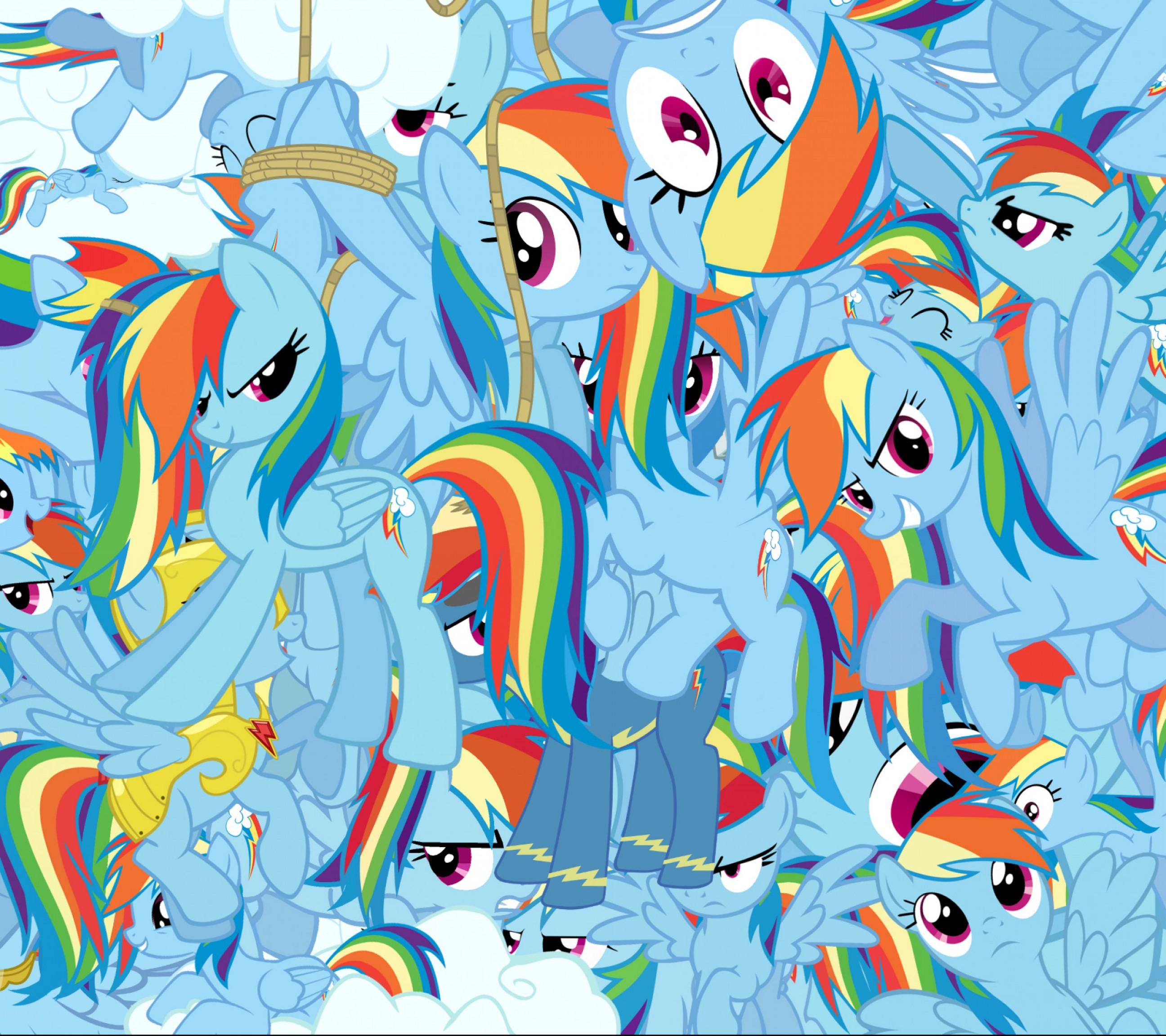 My Little Pony Friendship Is Magic Wallpaper Cartoon 1453174