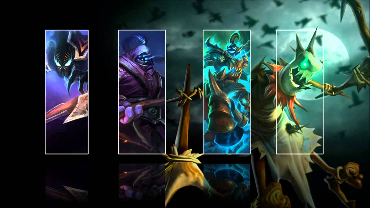 Wallpaper League Of Legends League Of Legends Fiddlesticks
