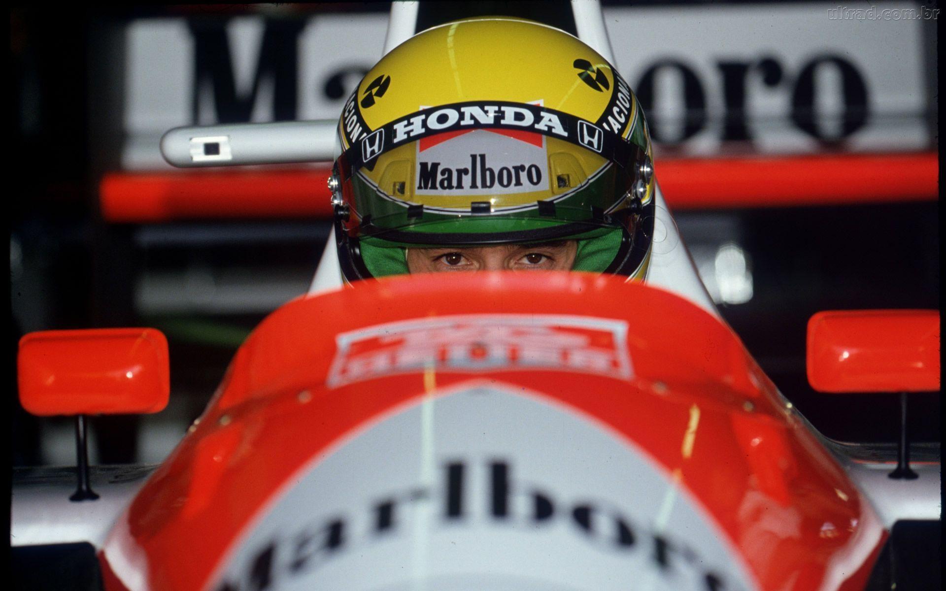 Capacete Do Ayrton Senna 1456677 Hd Wallpaper