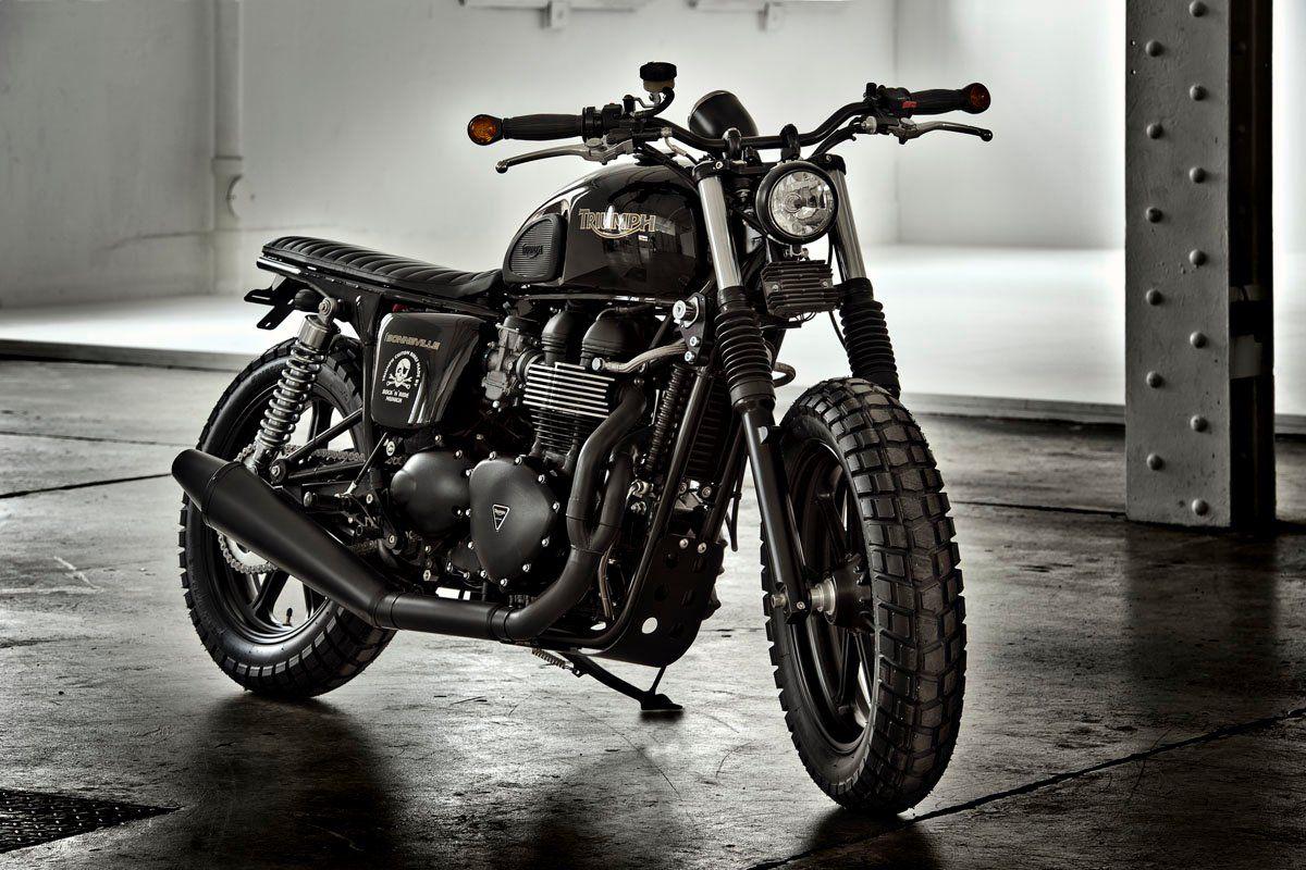 Triumph Motorcycles Bonneville T100 - Triumph Bonneville Scrambler Kaufen , HD Wallpaper & Backgrounds