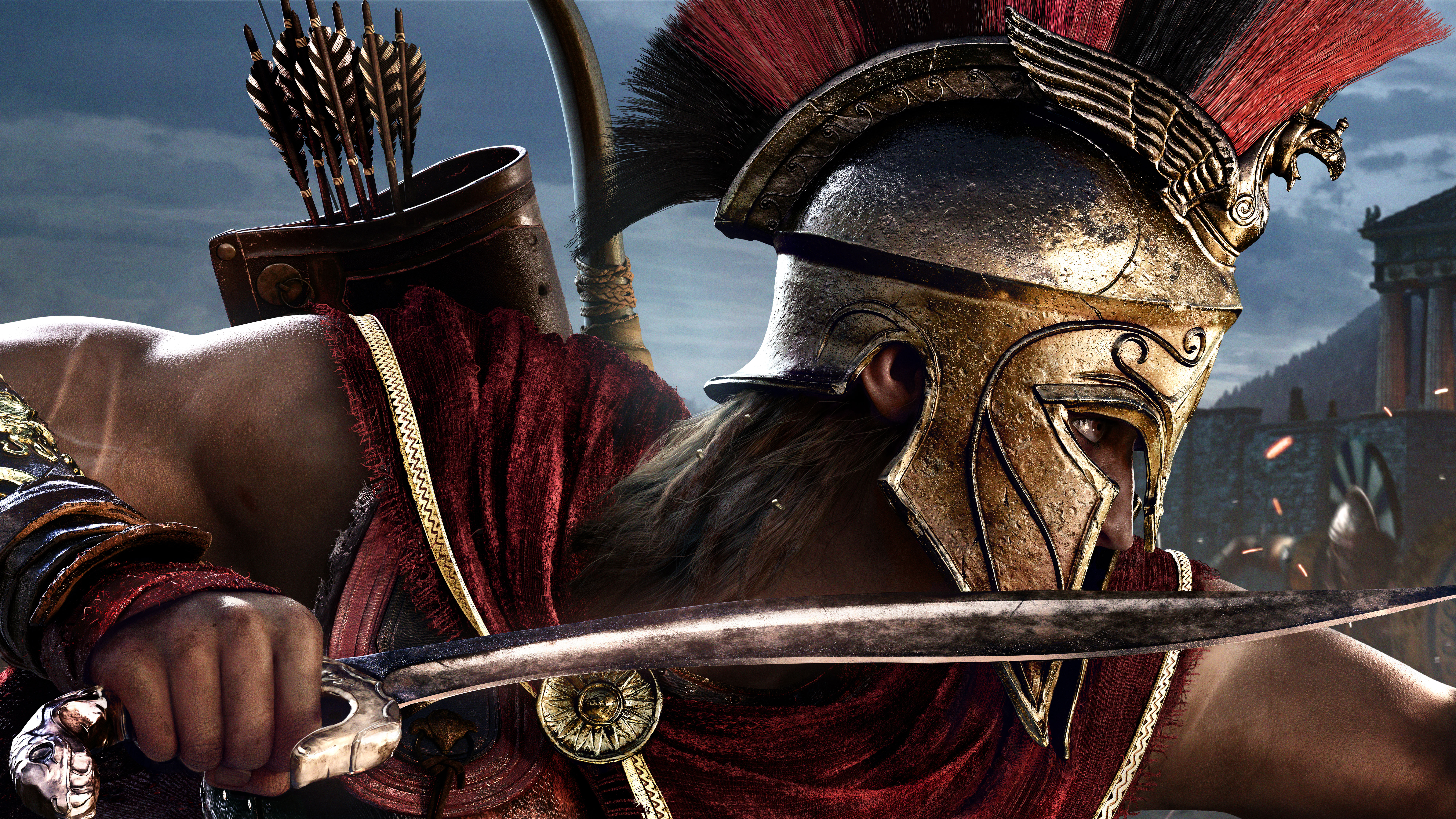 2018 Assassins Creed Odyssey 8k Assassin S Creed Odyssey Hd