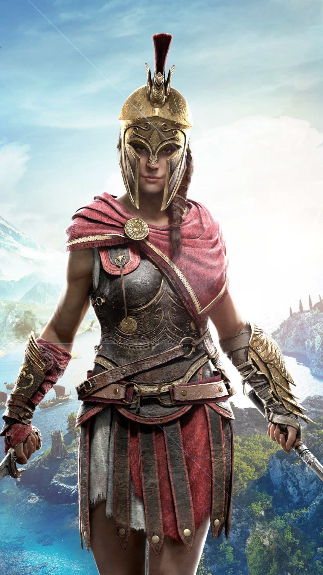 Resolutions 1080 X Assassin S Creed Odyssey Girl 1459920 Hd