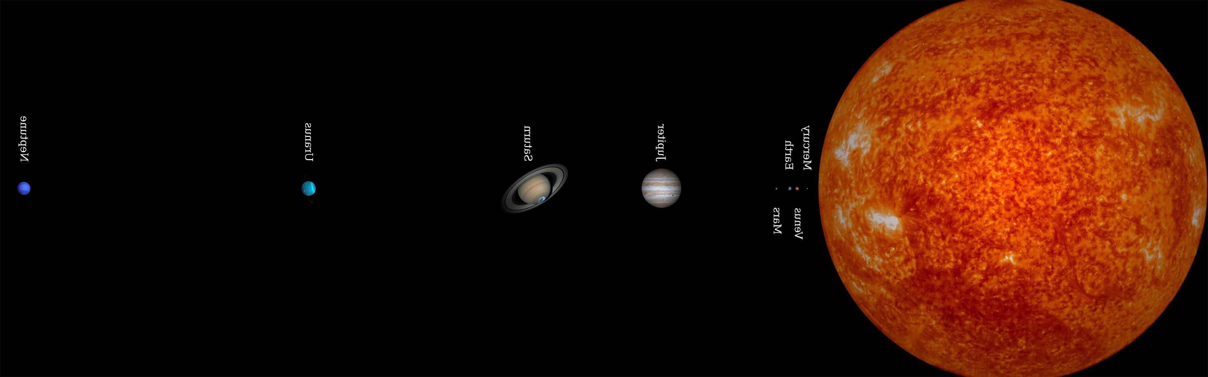 Space Solar System Planet Sun Mercury Venus Earth