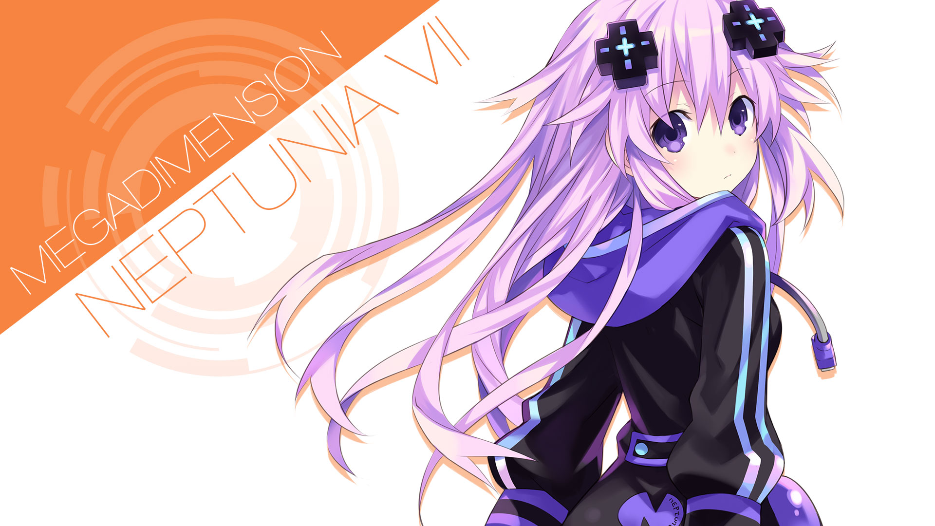 Megadimension Neptunia Vii Wallpaper 010 Adult Neptune