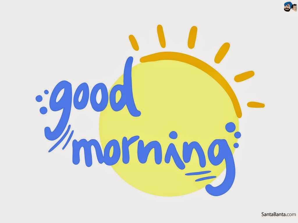 Good Morning Whatsapp Sticker HD Wallpaper