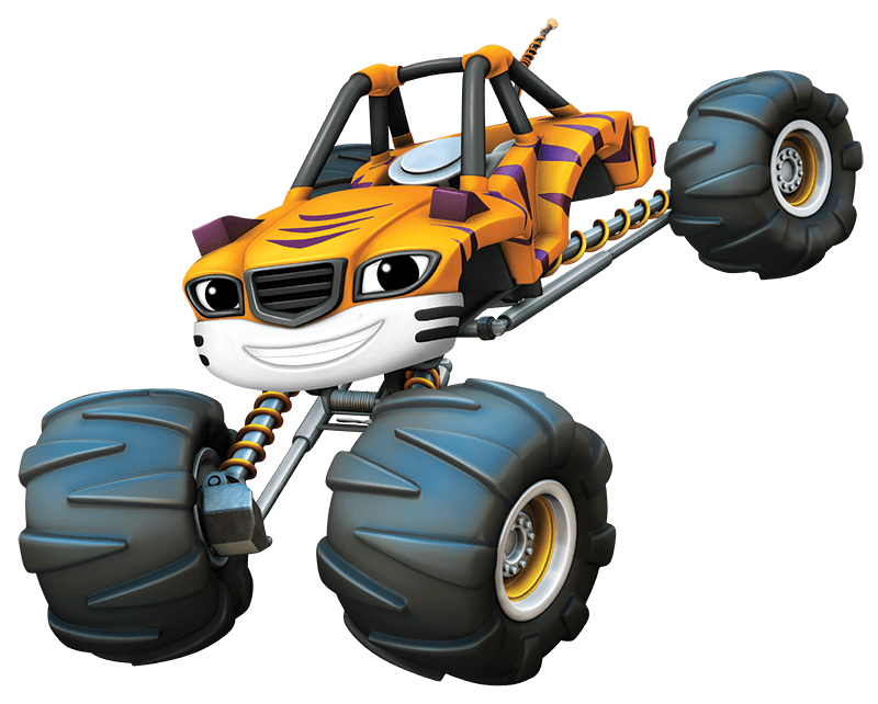 Blaze And The Monster Machines Clipart Page - Blaze And The Monster Machines Wall Art , HD Wallpaper & Backgrounds