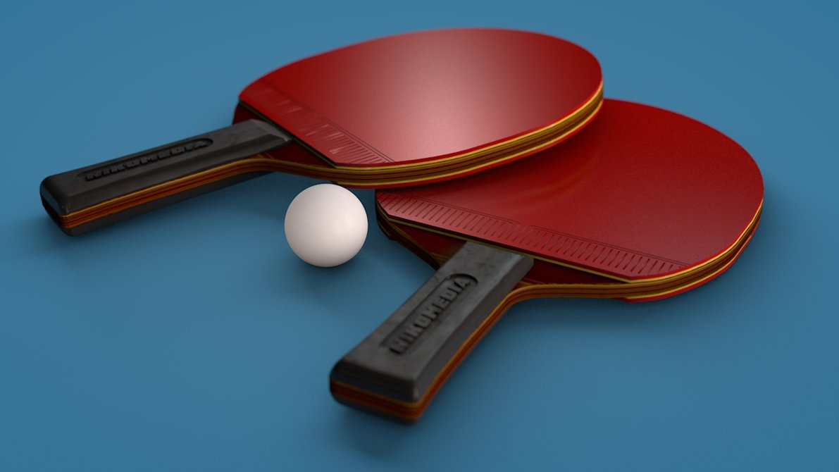 Ping Pong Hq Wallpaper - Table Tennis Wallpaper Hd , HD Wallpaper & Backgrounds