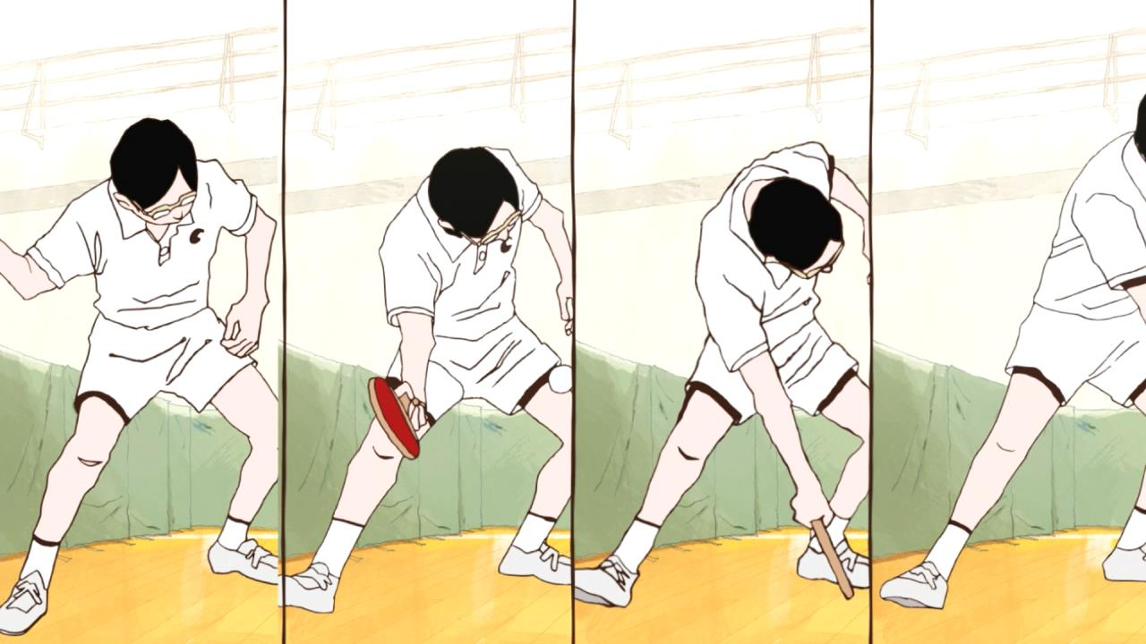 Ping Pong The Animation 1470839 Hd Wallpaper Backgrounds
