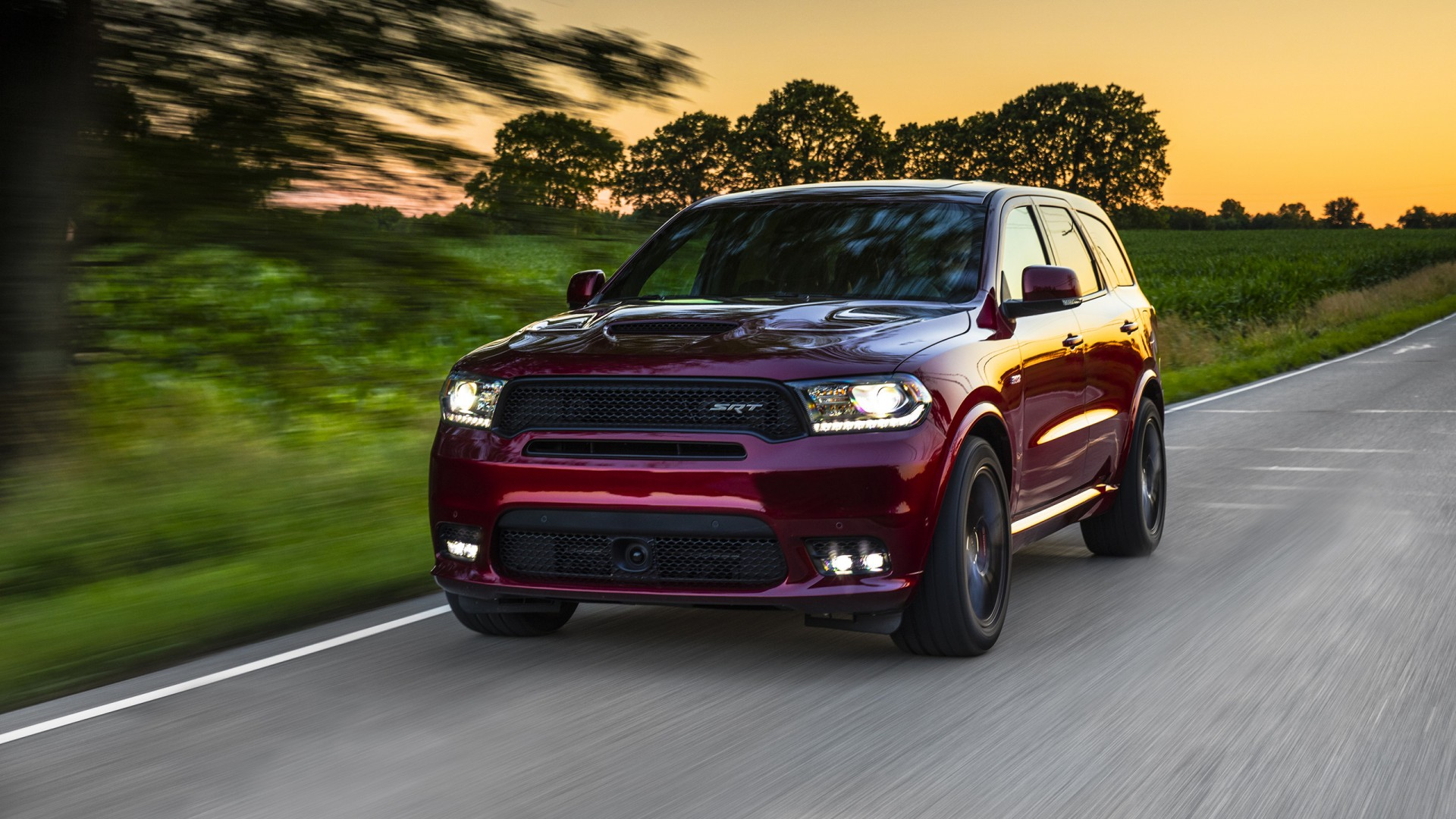 2018 Dodge Durango Srt Dodge Durango Srt 2019 1471363 Hd Wallpaper Backgrounds Download