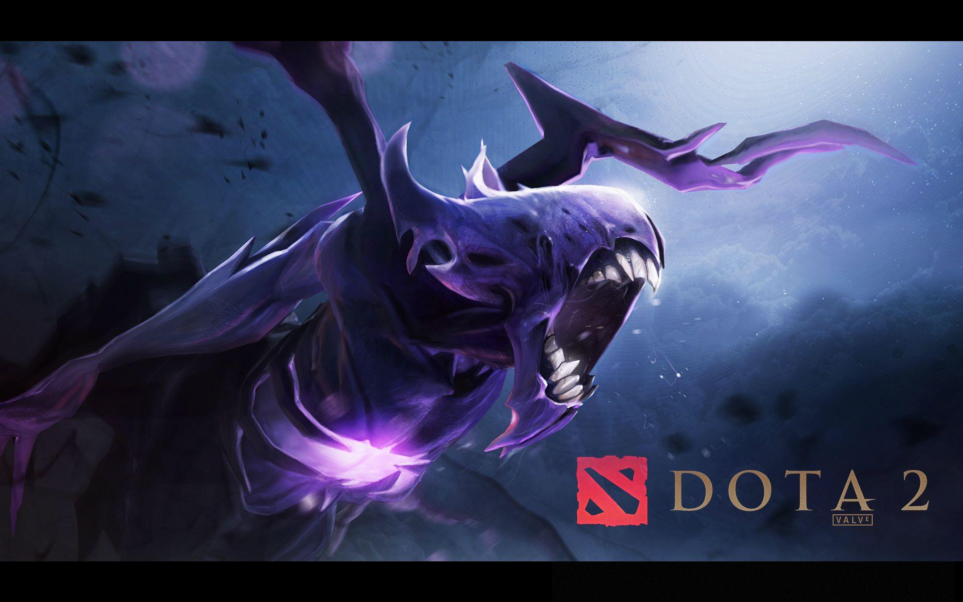 Dota 2 Hd Wallpaper - Bane Art Dota 2 , HD Wallpaper & Backgrounds