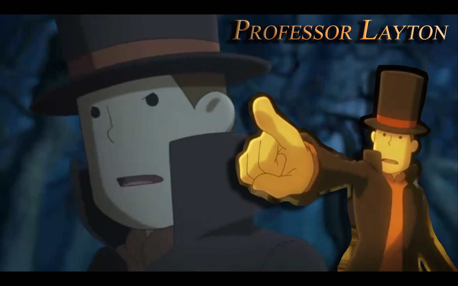 View All Professor Layton Wallpapers Cartoon 1475172 Hd