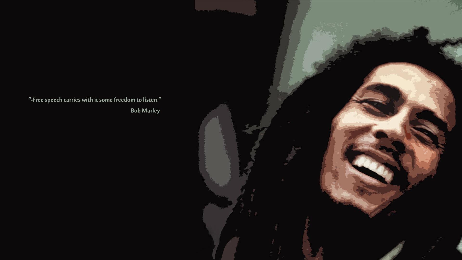 Bob Marley Widescreen High Definition Wallpaper Bob Marley