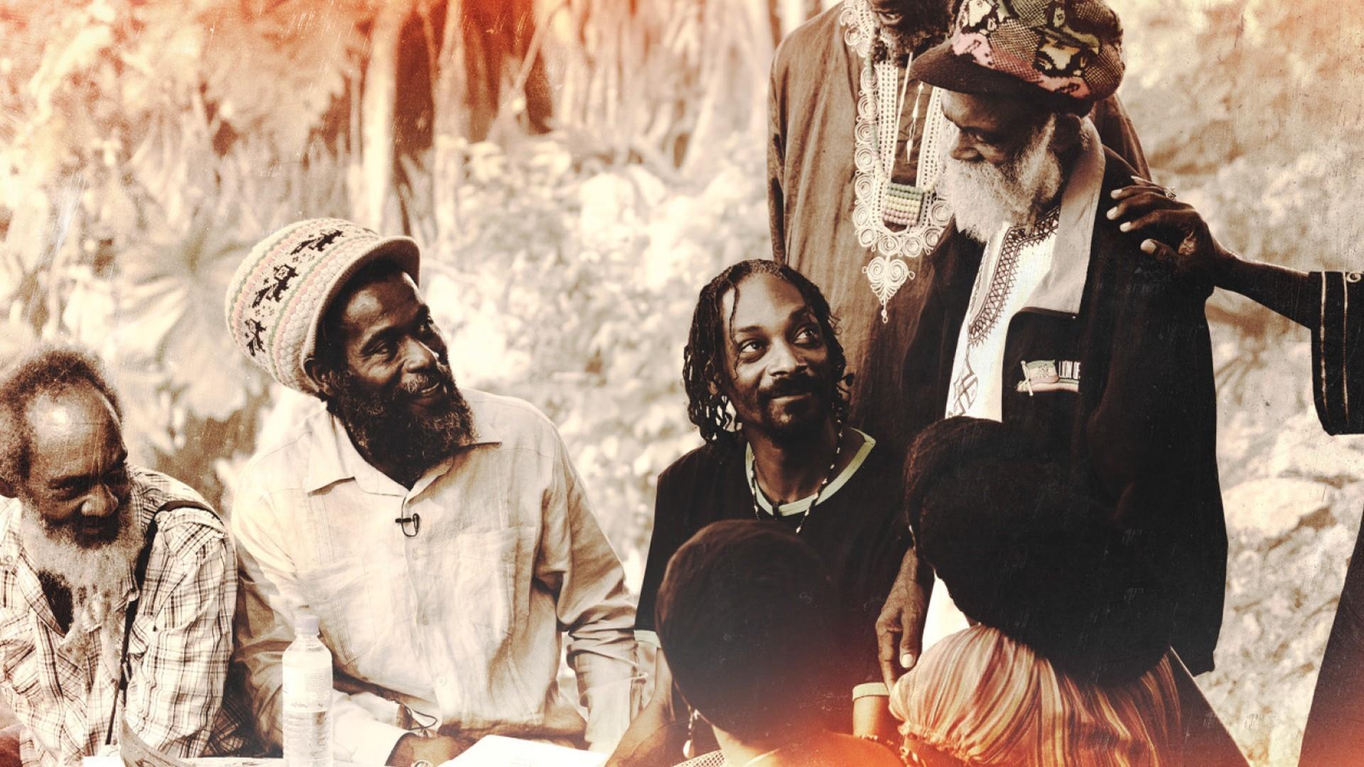 Snoop Dogg Rasta Reggae Lions Lion Album Wallpaper - Snoop Dogg Reggae , HD Wallpaper & Backgrounds