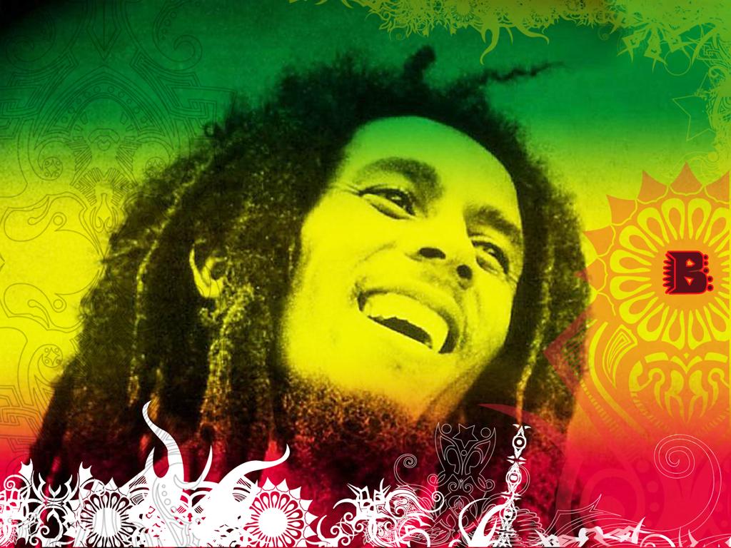 Rasta Lion Bob Marley - Bob Marley , HD Wallpaper & Backgrounds