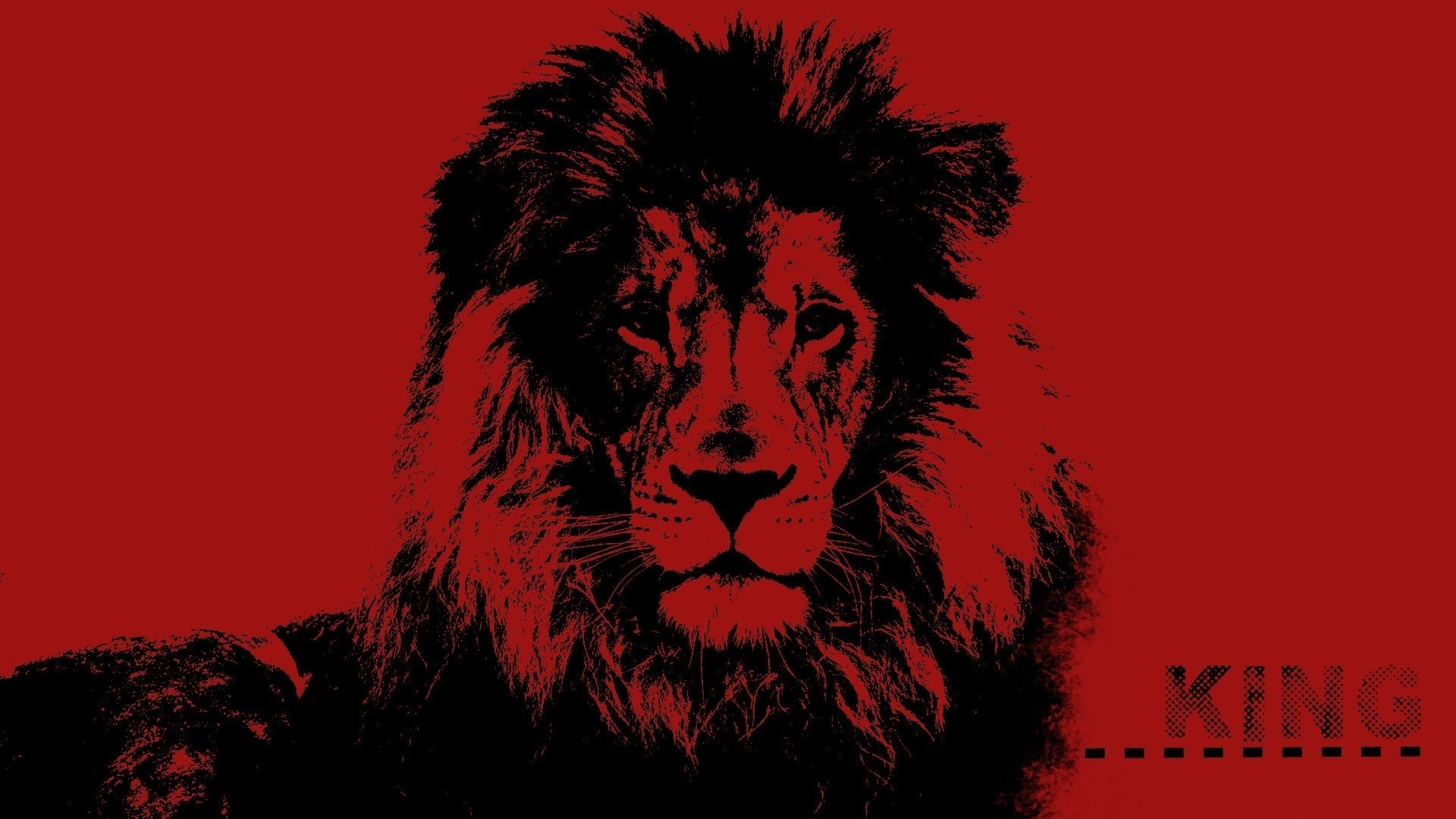 Wallpapers Rasta Hd Group - Red And Black Lion , HD Wallpaper & Backgrounds
