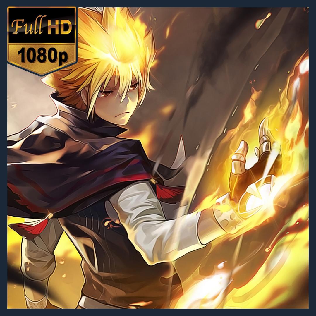 Tsuna Sawada 1080p Anime Boy With Superpowers 1479155