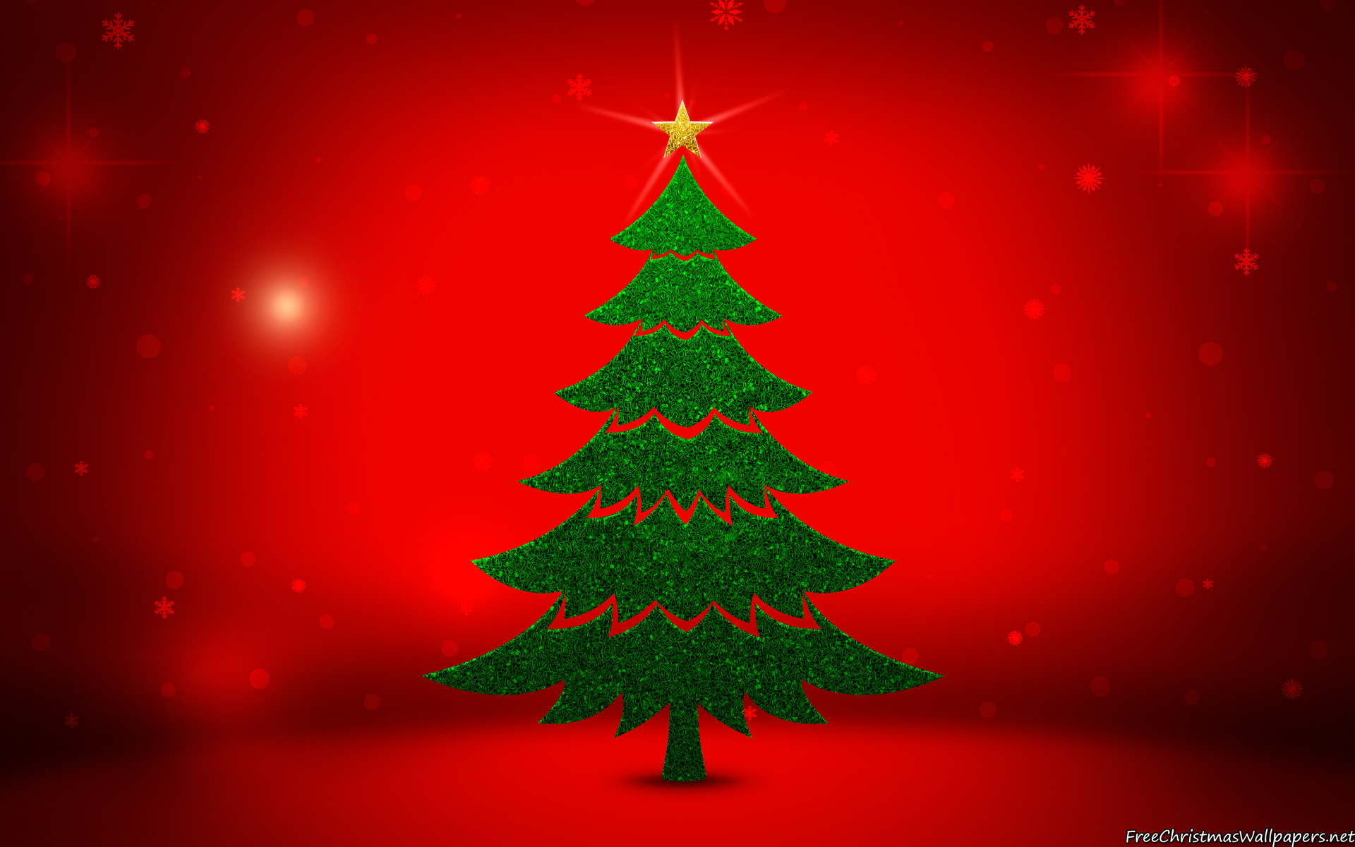 Green Christmas Tree Wallpaper Gold Christmas Tree Clipart Red