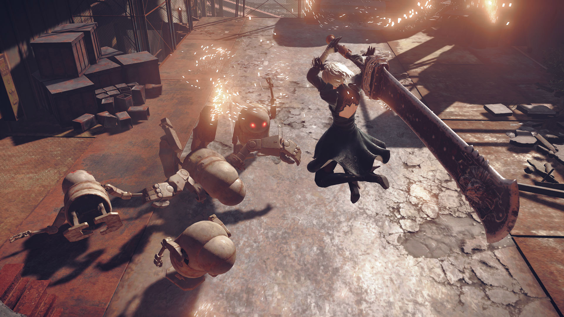 Best Game Nier Automata Wallpapers Nier Automata Game Of The