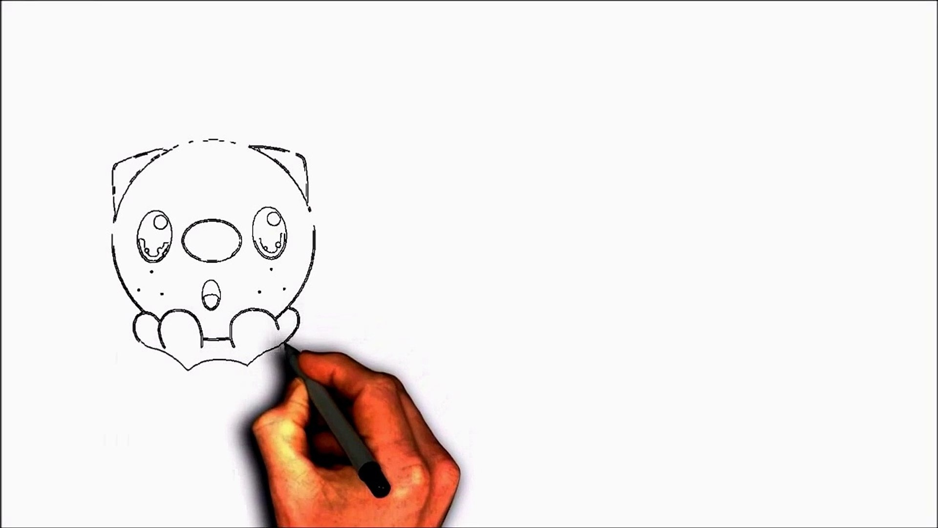 How To Draw Pokemon Oshawott Tranformation F Cartoon 1482110