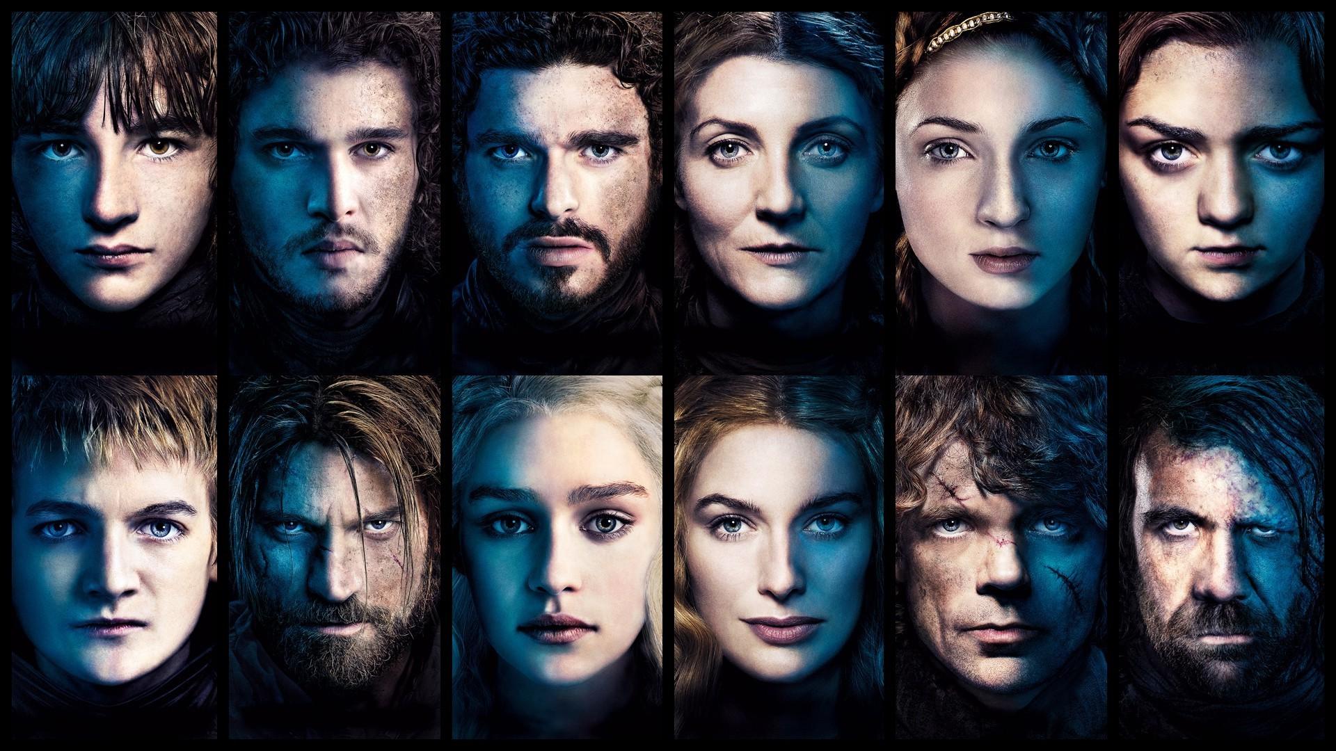 Anime, Game Of Thrones, Brandon Stark, Cersei Lannister, - Daenerys Targaryen Jaime Lannister , HD Wallpaper & Backgrounds