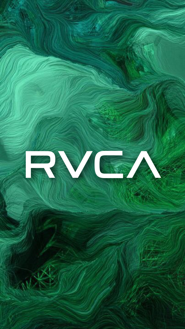 Liftedmilesog Creativity Rvca Supreme Wallpaper Diamond Green