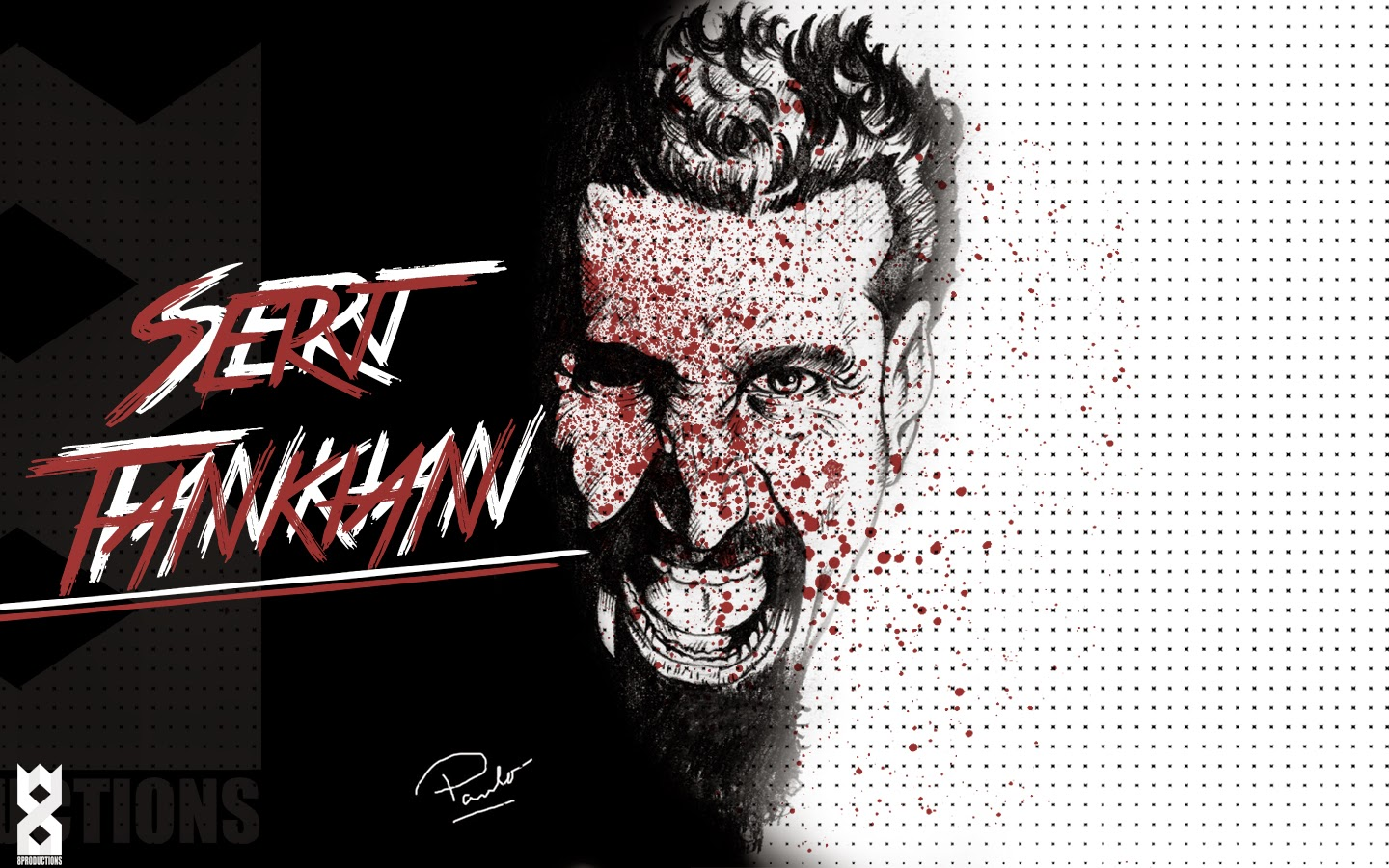 0 Serj Tankian Wallpaper System Of A Down Fan Art 1489087