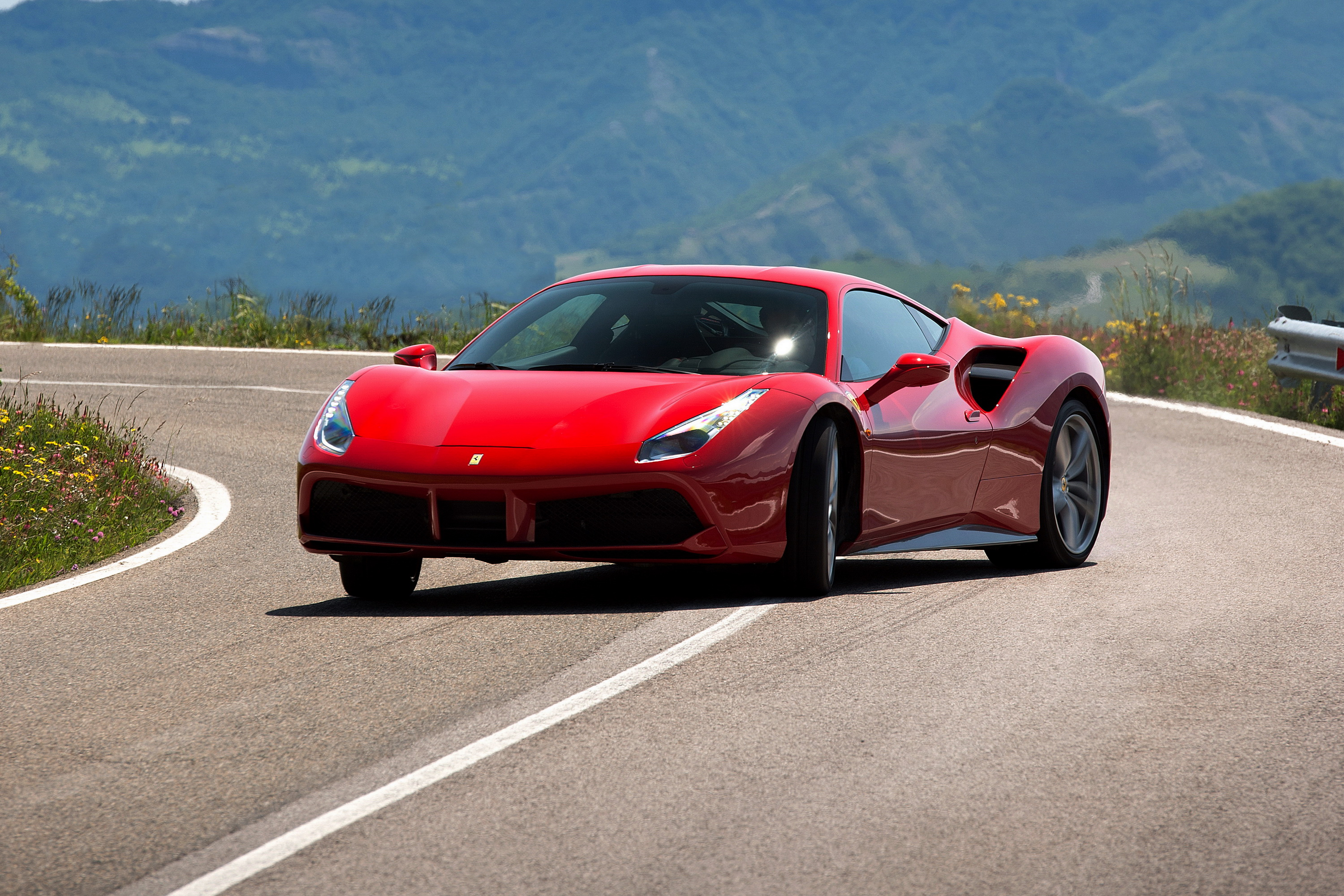2015 Ferrari 488 Gtb Ferrari 488 Gtb Wallpaper Hd 1492001 Hd Wallpaper Backgrounds Download
