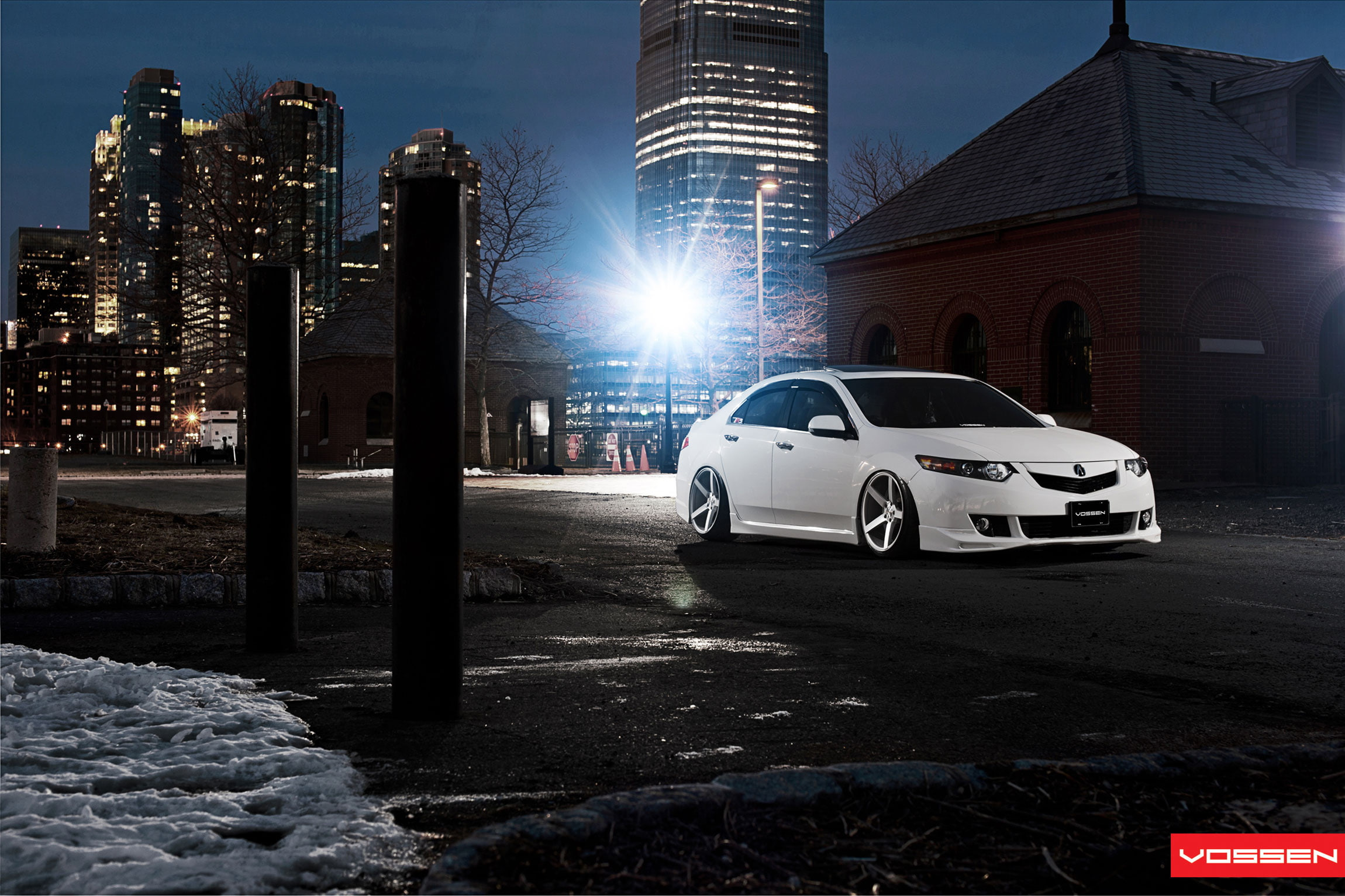 Lantern White Honda Accord Tuning Chord Acura Acura Tsx 18 Vossen 1493230 Hd Wallpaper Backgrounds Download