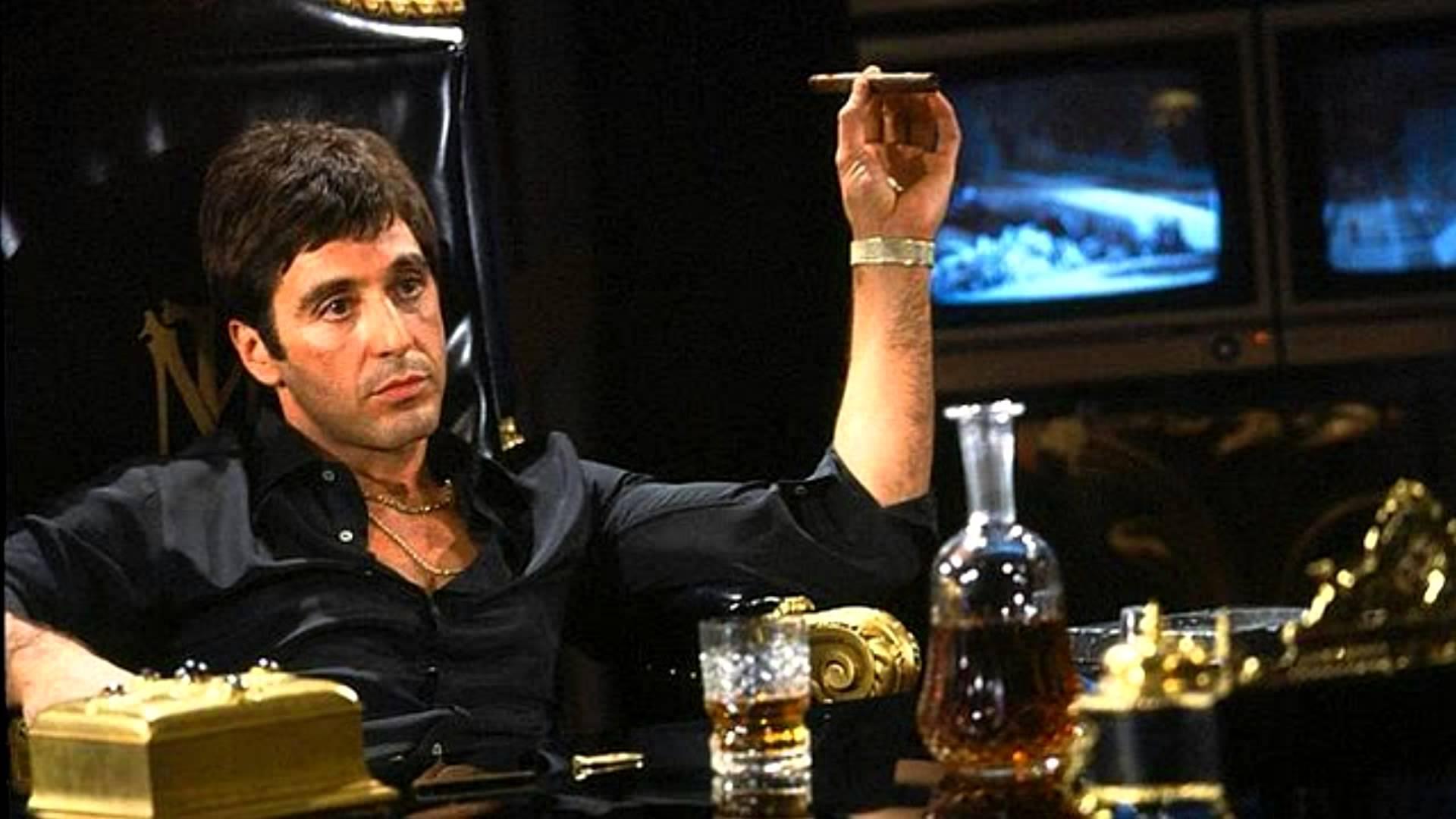 Scarface Al Pacino Hd 1493501 Hd Wallpaper