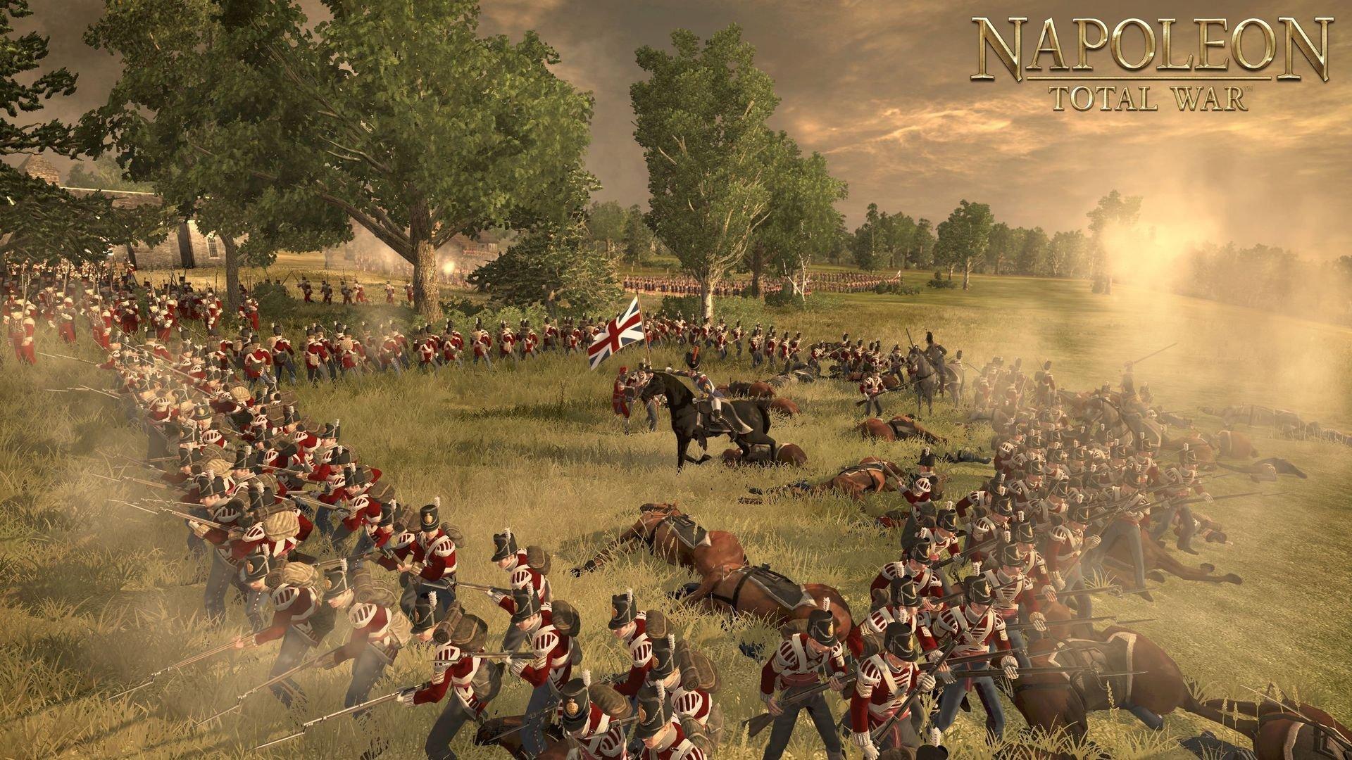 Total War Hd Wallpaper Total War Napoleon 1494050 Hd