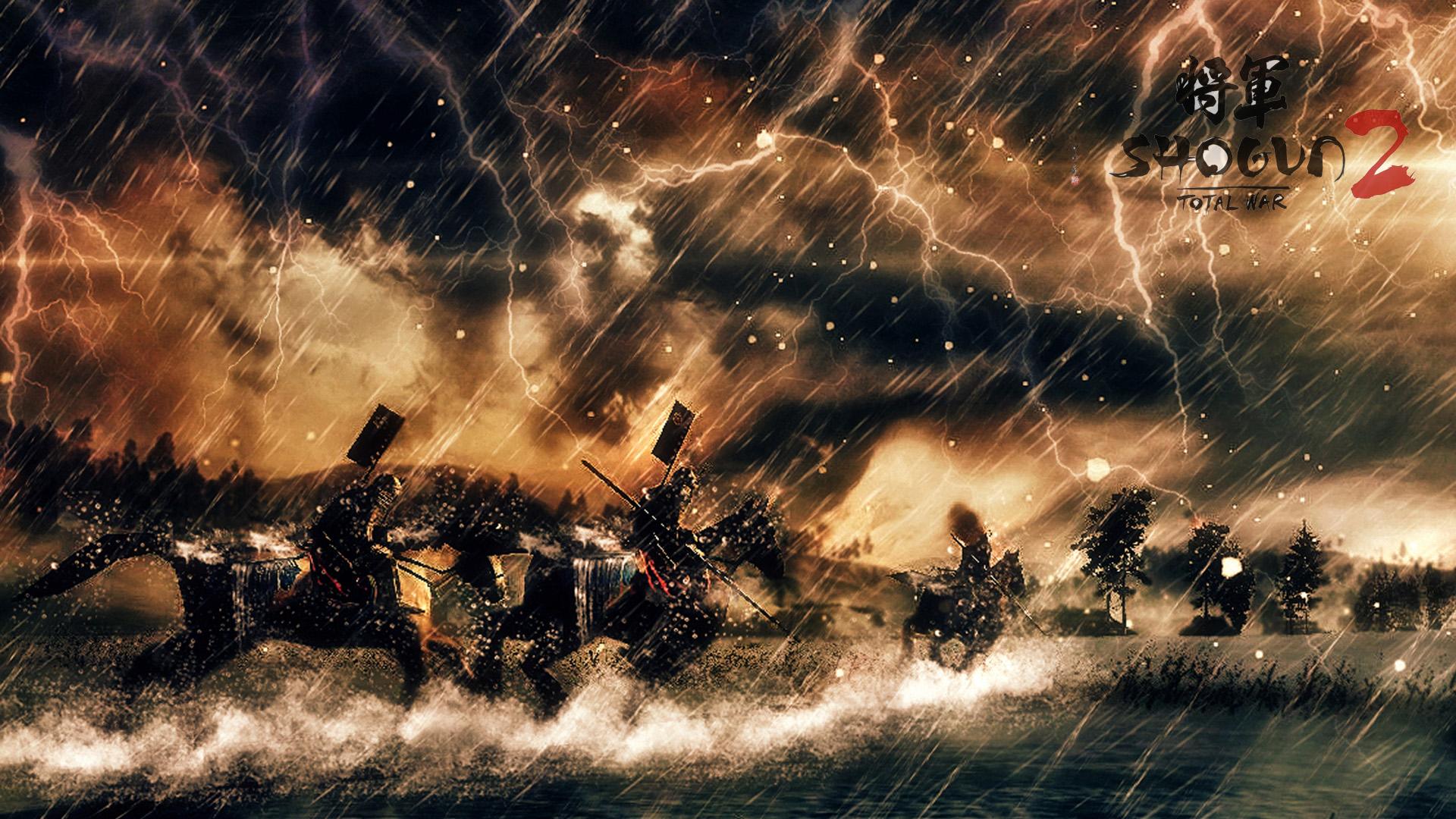 Shogun 2 Total War Desktop Backgrounds 1494368 Hd Wallpaper