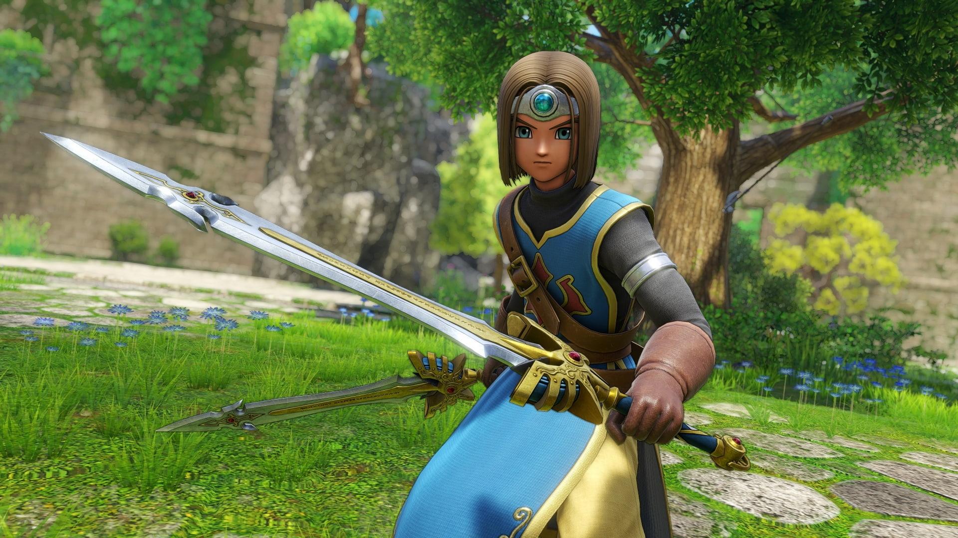 Video Game Dragon Quest Xi Dragon Quest Xi 4k 1497523 Hd
