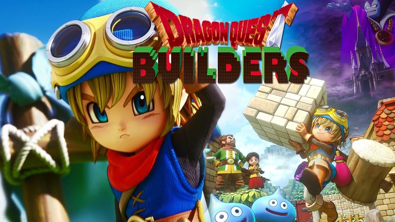 Dragon Quest Builders Damdara 1497775 Hd Wallpaper