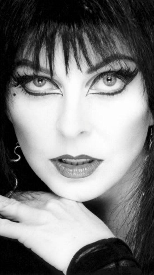 Elvira Mistress Of The Dark Iphone 5s Wallpaper Elvira
