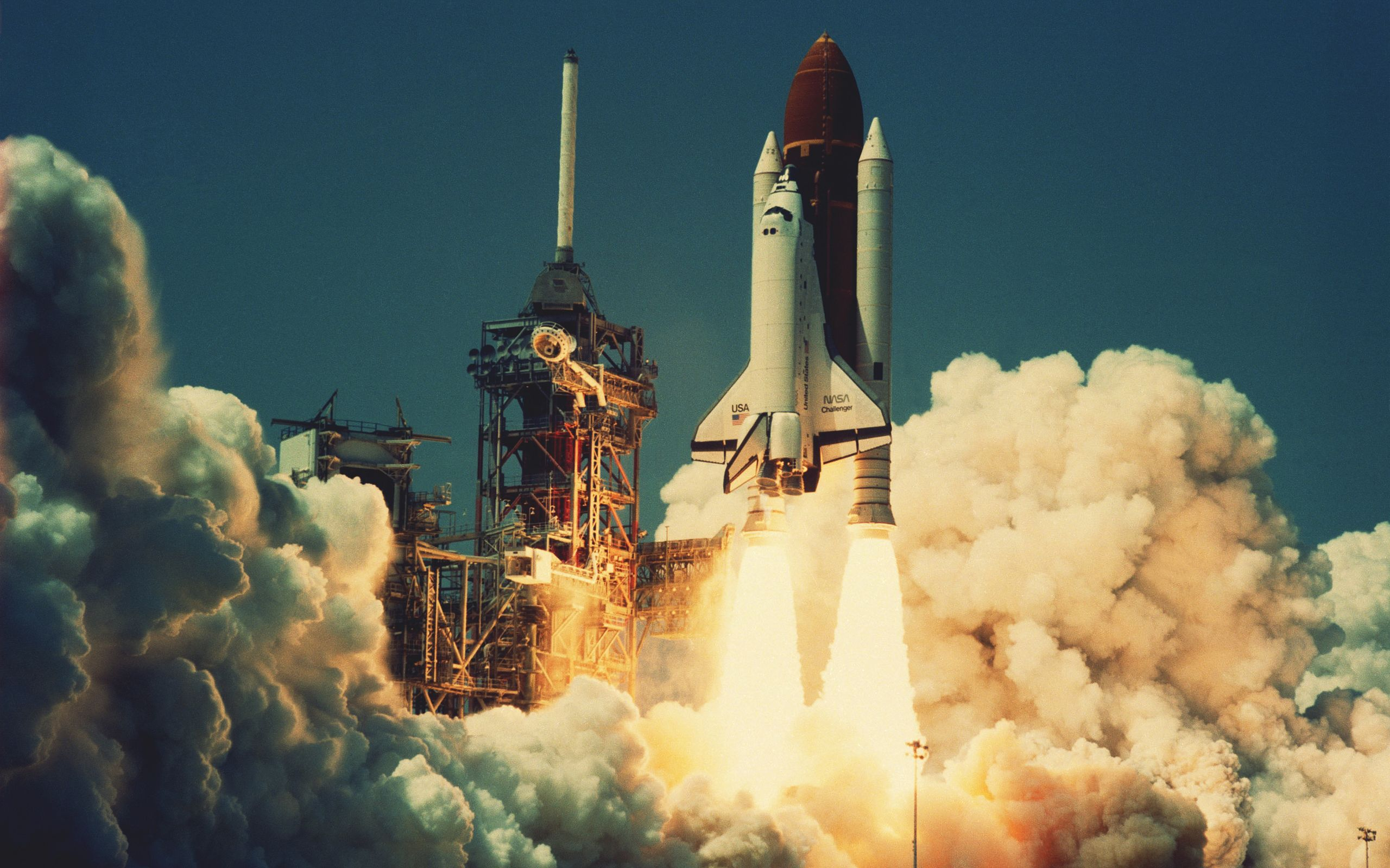 Rocket Launch Hd Wallpapers And Backgrounds - Space Shuttle , HD Wallpaper & Backgrounds