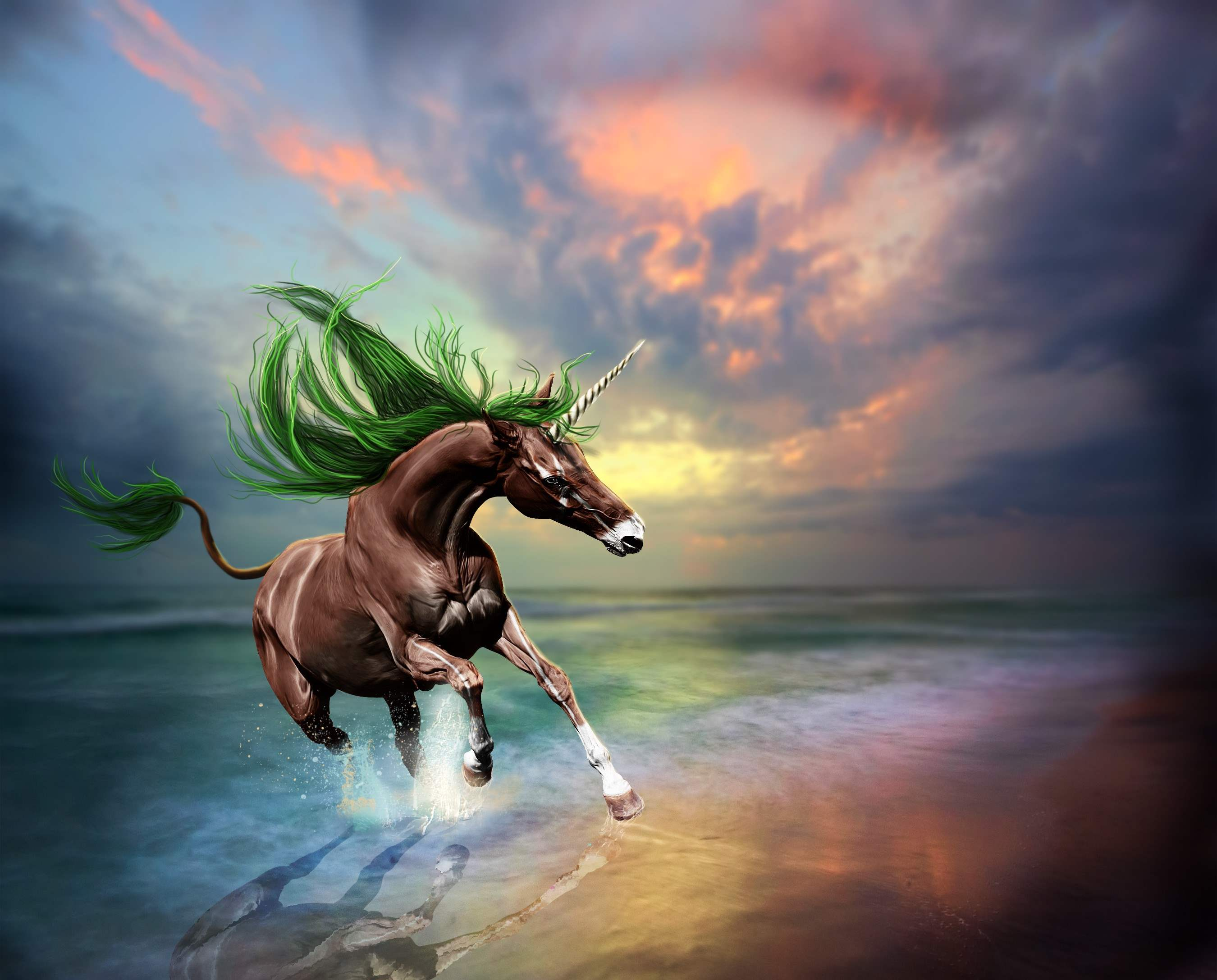30 Mind Blowing Hd Unique Wallpapers Designs Horse Art