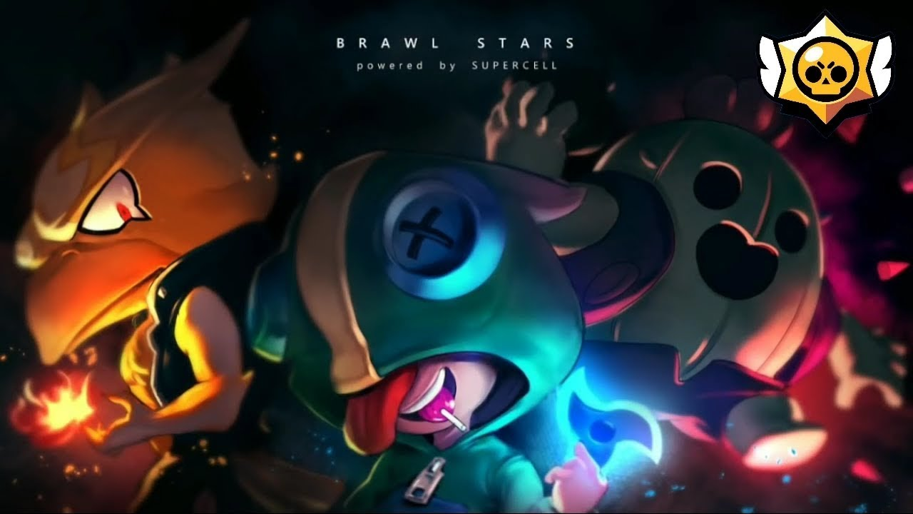 Best Brawl Star Wallpaper 19 Brawl Star Hyprobang Brawl Stars Powered By Supercell Hd Wallpaper Backgrounds Download