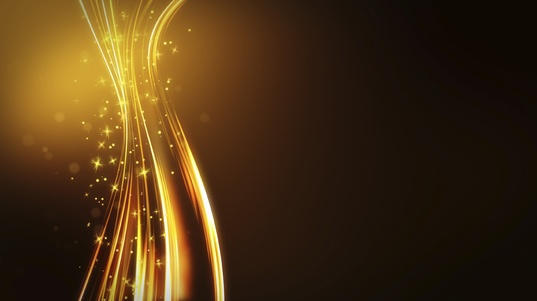 Black Gold Wallpaper - Gold And Black Abstract , HD Wallpaper & Backgrounds