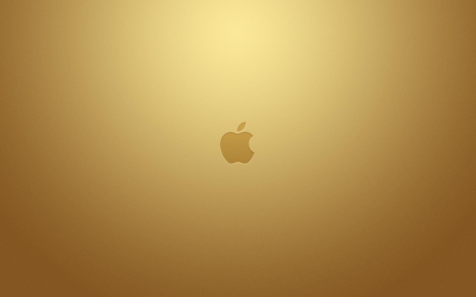 Gold Wallpaper Hd Resolution On Wallpaper Hd 1920 X - Apple Gold Wallpaper Mac , HD Wallpaper & Backgrounds