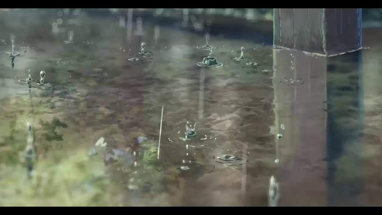 Anime Rain Animated Wallpaper Garden Of Words Rain Gif 153191 Hd Wallpaper Backgrounds Download