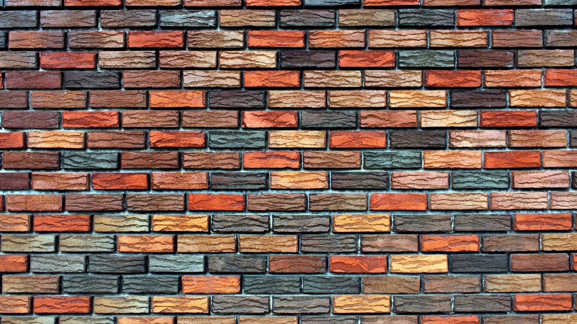 High Resolution Brick Wallpaper 3d