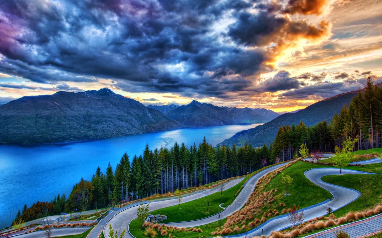 New Zealand Beautiful Nature , HD Wallpaper & Backgrounds