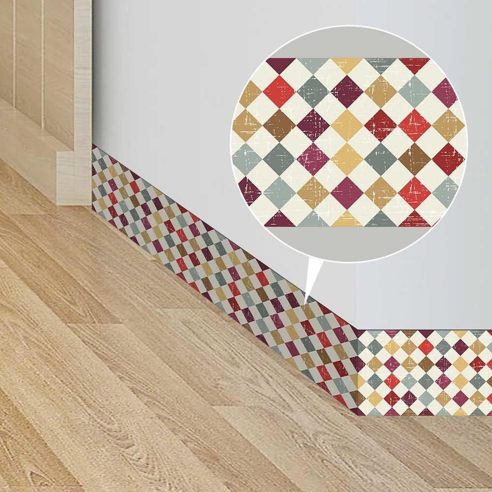 Funlife Wallpaper Borders Decorative Wall Borders For Rila