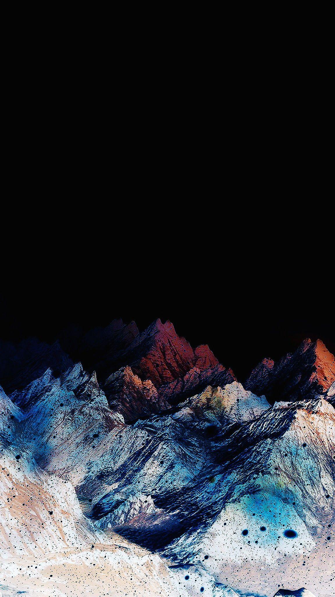 Amoled Screen Wallpaper - Best Dark Iphone X , HD Wallpaper & Backgrounds