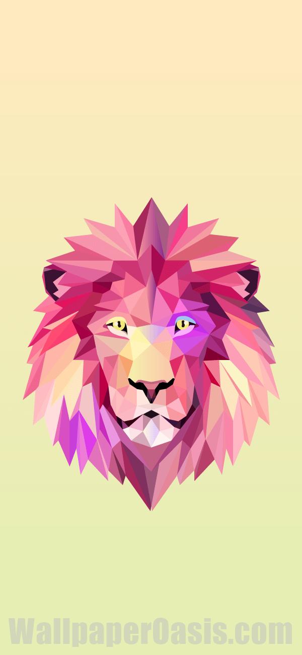 Geometric Animal Wallpaper Iphone , HD Wallpaper & Backgrounds
